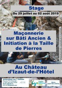 2019 Maçonnerie & Taille Pierre