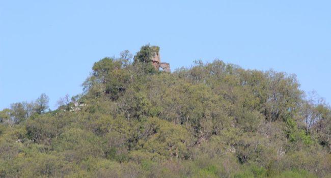 Les 7 collines et ses bénévoles œuvrent pour conserver la trace du passé médiéval d'Izaut. /Photo DDM JPCl.