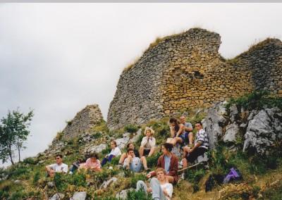 1998 : Bilan Chantier Internalional
