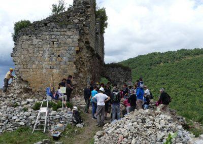2017 Août : Portes ouvertes au château
