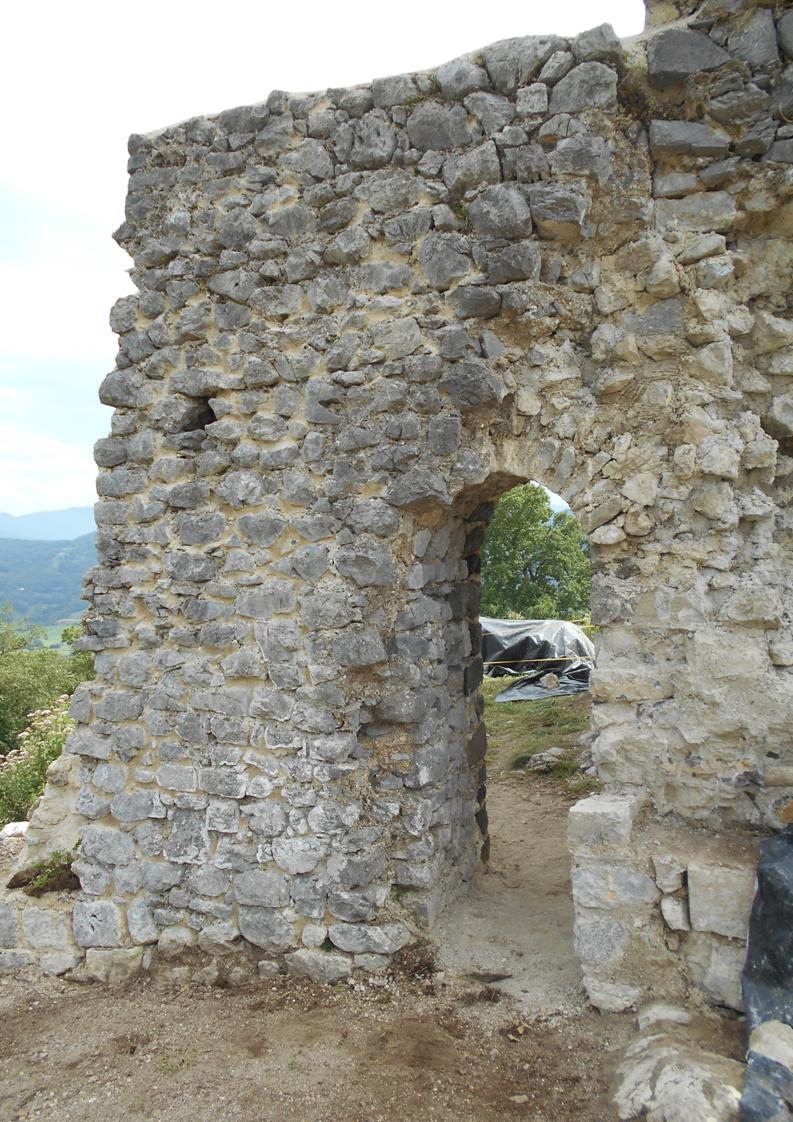 2017 : Bilan des chantiers au château