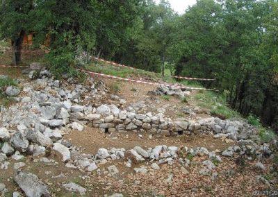 2019 : du 06 au 09 Septembre Post Fouilles – Rebouchage fouilles